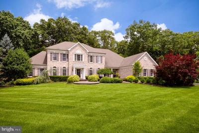 Cranbury Single Family Home For Sale: 7 Shady Brook Lane