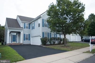 Plainsboro Single Family Home For Sale: 7 Elsie Drive