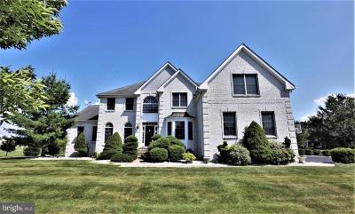 Plainsboro Single Family Home For Sale: 1 Cardinal Drive