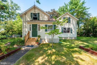 Plainsboro Single Family Home For Sale: 11 Maple Avenue