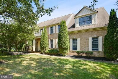 Plainsboro Single Family Home For Sale: 4 Farmhouse Drive