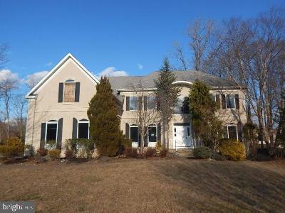 Monroe Township Single Family Home For Sale: 33 Stonegate Drive