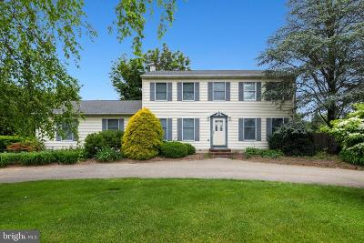 Single Family Home For Sale: 223 Long Swamp Road