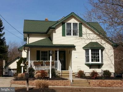 Swedesboro Single Family Home For Sale: 51 Main Street