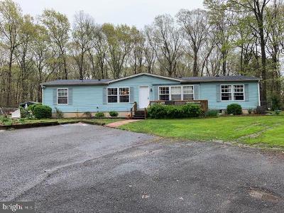 Bridgeton Single Family Home For Sale: 106 Telegraph