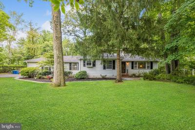 Princeton Single Family Home For Sale: 929 Cherry Hill Road