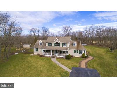 Princeton Single Family Home For Sale: 1303 Canal Road