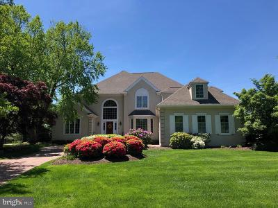 Somerset County Single Family Home For Sale: 17 Augusta Court
