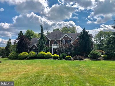 Princeton Single Family Home For Sale: 4 Mansfield Road