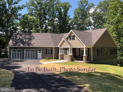 Adams County Single Family Home For Sale: 341 B Carr Hill Road