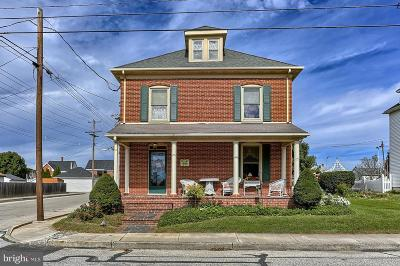 Hanover Single Family Home For Sale: 299 South Street