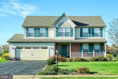 Hanover Single Family Home For Sale: 46 N Allwood Drive