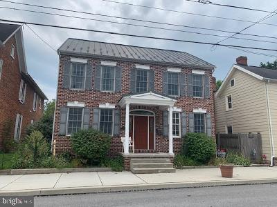 Gettysburg Single Family Home For Sale: 125 E Middle Street