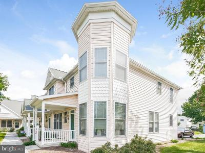 Gettysburg Townhouse For Sale: 341 W High Street