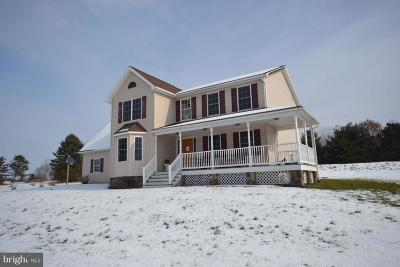 Single Family Home For Sale: 1205 Belmont Road