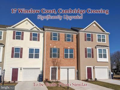 Gettysburg Townhouse For Sale: 17 Winslow Court #86
