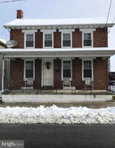 Littlestown Single Family Home For Sale: 215 N Queen Street