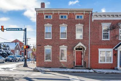 Gettysburg Multi Family Home For Sale: 145 Baltimore Street