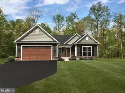 New Oxford Single Family Home For Sale: 65 Onyx Road #LOT 115