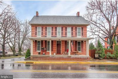 Fairfield Single Family Home For Sale: 16 W Main Street