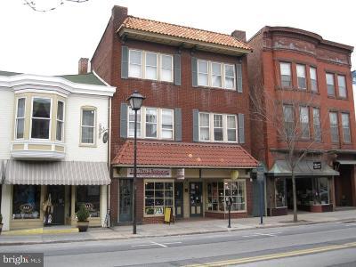Gettysburg Commercial For Sale: 51 Chambersburg Street