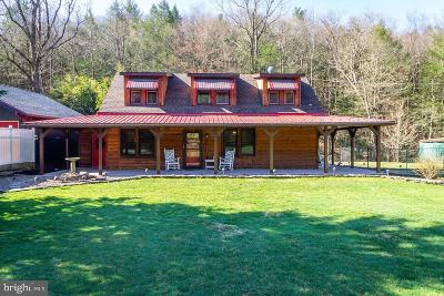 Fayetteville Single Family Home For Sale: 6810 Chambersburg Road