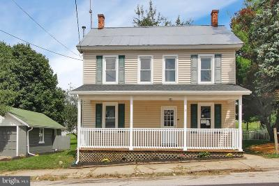 Bendersville Single Family Home For Sale: 157 N Main Street