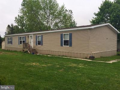 Adams County Mobile/Manufactured For Sale: 85 Jacqueline Drive