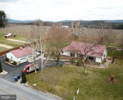 Adams County Single Family Home For Sale: 879 Mountain Road