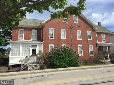 Gettysburg Multi Family Home For Sale: 1 West Street