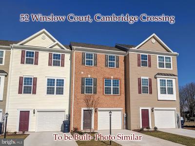 Gettysburg Townhouse For Sale: 52 Winslow Court #122