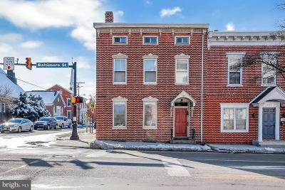 Gettysburg Commercial For Sale: 145 Baltimore Street