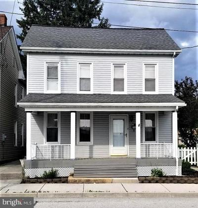 Adams County Single Family Home For Sale: 18 N 4th Street