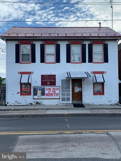 Adams County Commercial For Sale: 217 S Queen Street
