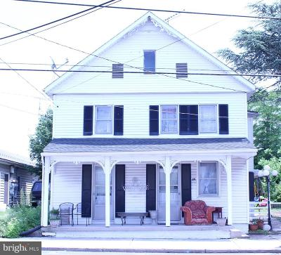 Biglerville Single Family Home Under Contract: 49 N Main Street