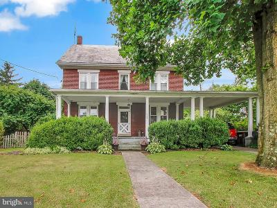 Orrtanna Single Family Home Under Contract: 1749 Carrolls Tract Road