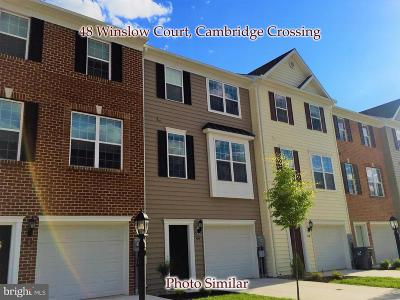 Gettysburg Townhouse For Sale: 48 Winslow Court #124