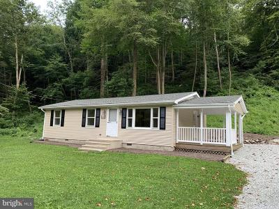 Fairfield Single Family Home For Sale: 1476 Iron Springs Road