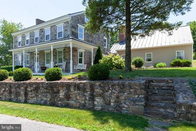 Orrtanna Single Family Home For Sale: 878 Mount Carmel Road