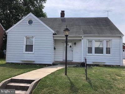 Littlestown Single Family Home For Sale: 40 W Myrtle Street