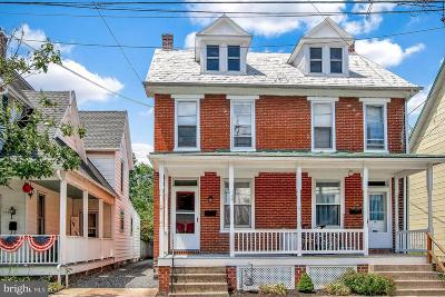 Gettysburg Single Family Home For Sale: 152 N Stratton Street