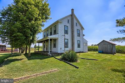 New Oxford Farm Under Contract: 361 Gooseville Road