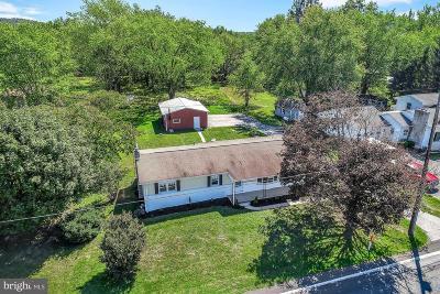 Fairfield Single Family Home For Sale: 4968 Fairfield Road