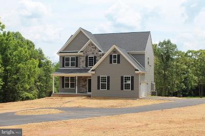 Douglassville Single Family Home For Sale: Lot 2 Red Corner Road