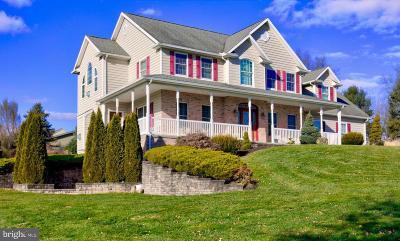 Douglassville Single Family Home For Sale: 21 Lehmann Drive