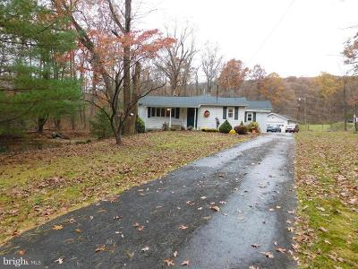 Bethel Single Family Home Under Contract: 211 Camp Strauss Road