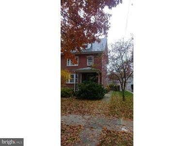 Wyomissing Rental For Rent: 1512 Cleveland Avenue