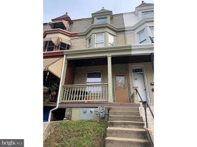 Townhouse For Sale: 531 N 12th Street