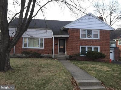 Single Family Home For Sale: 808 Brighton Avenue