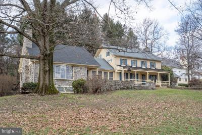 Single Family Home For Sale: 2213 Old Route 100